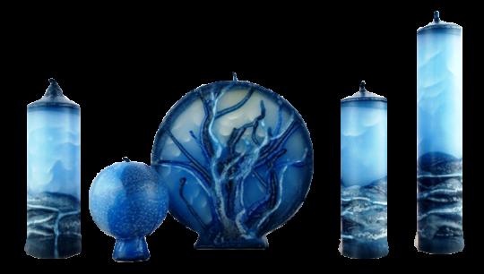 Kolekce svíček