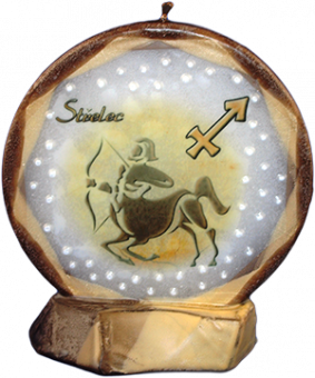 Svíce kruh znamení