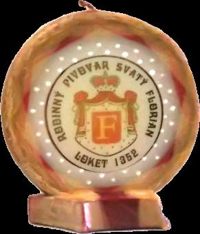 Svíčka kruh logo