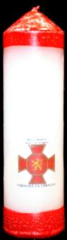 Svíčka válec logo