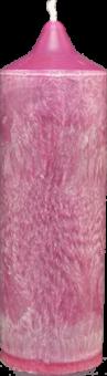 Palmová svíčka střední