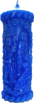 Svíce reliefní Bakus velký