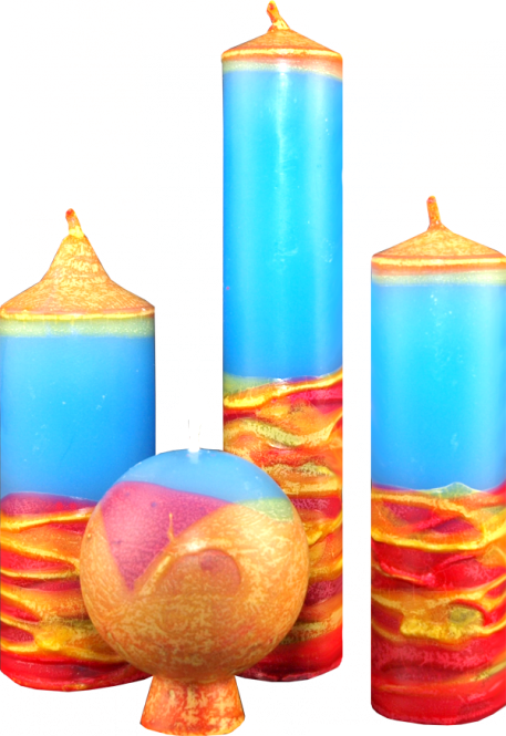 Adventní svíčky kolekce